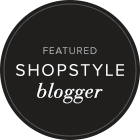 Shopstyle Blogger Badge