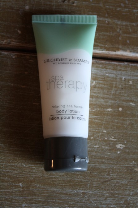 Gilchriist & Soames Spa Therapy Body Lotion