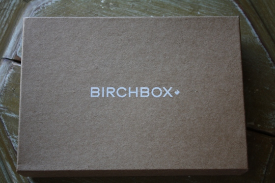 Birchbox June 2014 box pic