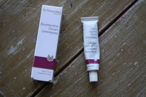 Dr.Hauschka Lemon Lemongrass Vitalising Body Wash