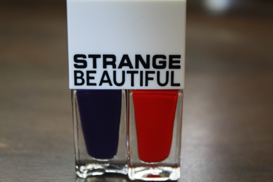 GlossyBox June 2014 Strange Beautiful Colorbloc Nail Polish
