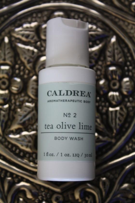 Caldrea No.2 Tea Olive Lime Body Wash