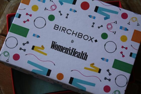 July 2014 BirchBox