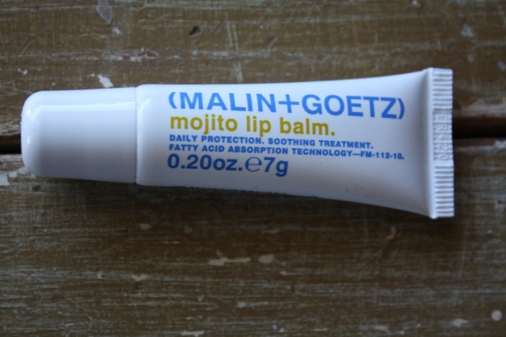 Malin   Goetz Mojito Lip Balm
