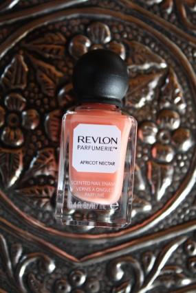 Revlon Parfumerie Nail Polish Apricot Nectar