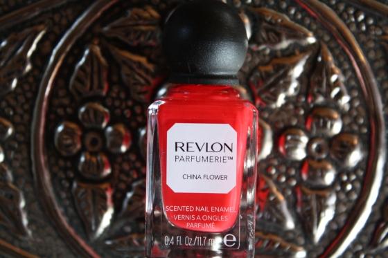 Revlon Parfumerie Nail Polish China Flower
