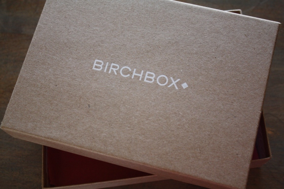BirchBox August 2014