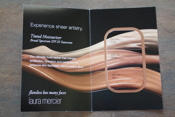 Laura Mercier Tinted Moisturizer broad Spectrum SPF 20 Sunscreen Pic 2