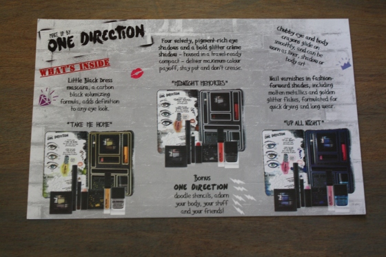 One Direction The Looks Collection Pic 3
