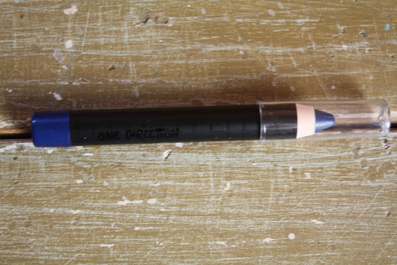 One Direction The Looks Collection Stand Up Eye and Body Crayon