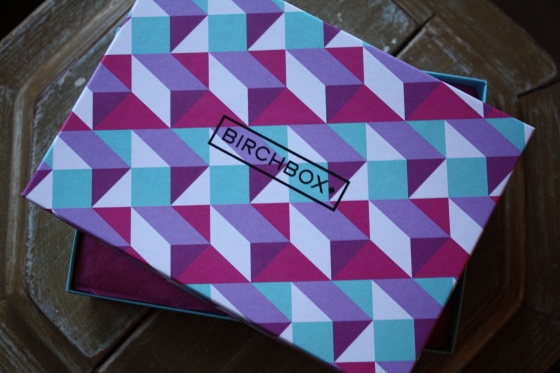 BirchBox September 2014 Box pic