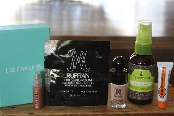 BirchBox September 2014 Box