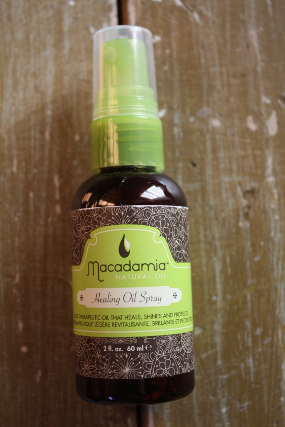 Macadamia Professional Healing Oil Spray