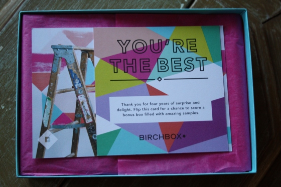 September 2014 Birchbox Pic 4
