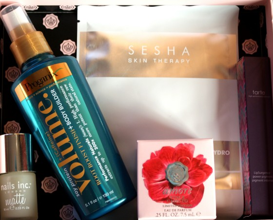 October 2014 Glossybox Pic #5