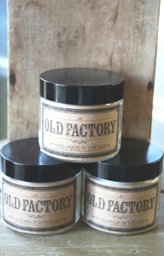 Fall Harvest Scented Candles by Old Factory Candles   Company #5