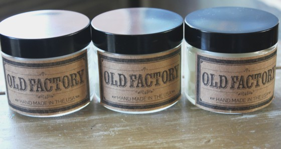Old Factory Candles Fall Harvest Candle Set