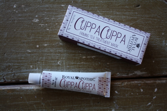 Royal Apothic Cuppa Cuppa Firming Tea Treatment Mask
