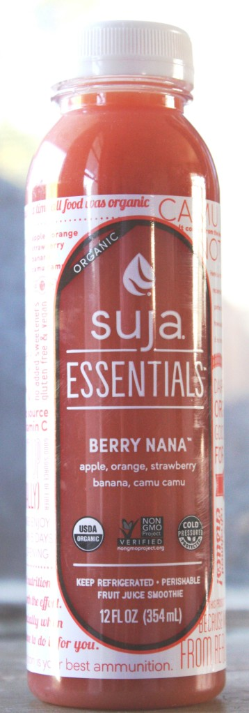 Suja Berry Nana Juice Smoothie