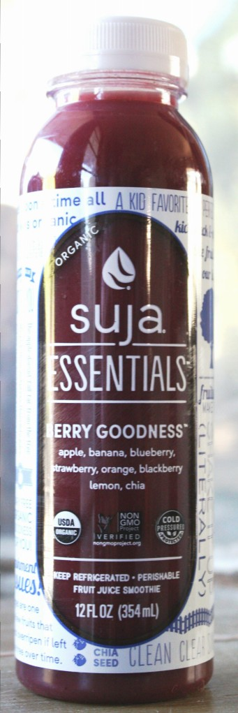 Suja Essentials Berry Goodness Smoothie