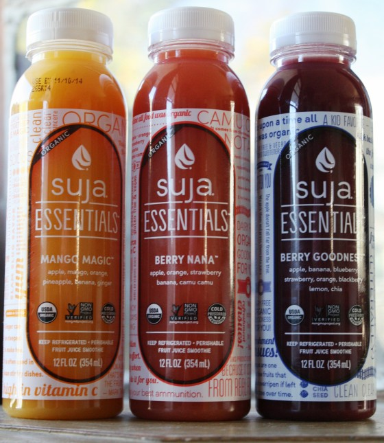 Suja Essentials Juice Trio