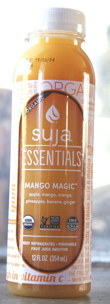 Suja Essentials Mango Magic Juice Smoothie