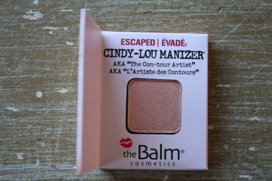 The Balm Cosmetics Cindy-Lou Manizer