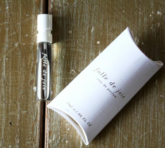 BirchBox Folle de Joie Eau de Parfum