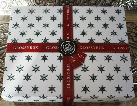 December 2014 GlossyBox