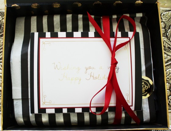 December  2014 Holiday Limited Edition GlossyBox