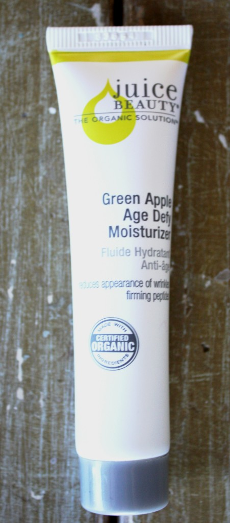 GlossyBox Juice Beauty Green Apple Age Defy   Moisturizer