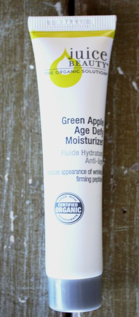 GlossyBox Juice Beauty Green Apple Age Defy   Moisturizer
