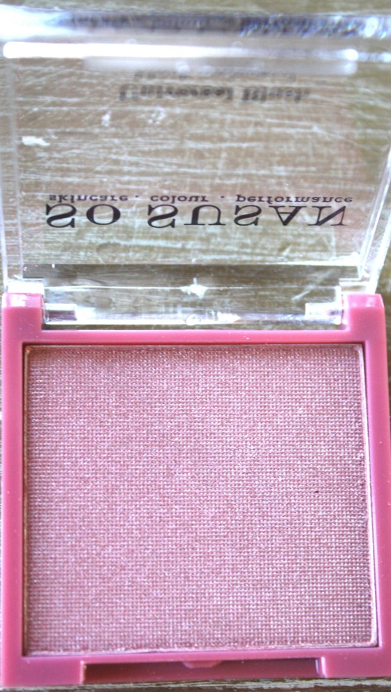 GlossyBox So Susan Cosmetics Universal Blush
