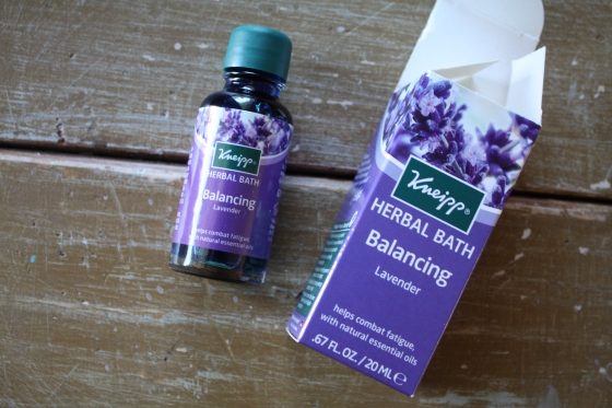 Kneipp Herbal Bath Balancing In Lavender