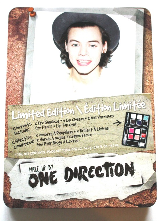 Makeup By One Direction New Pic