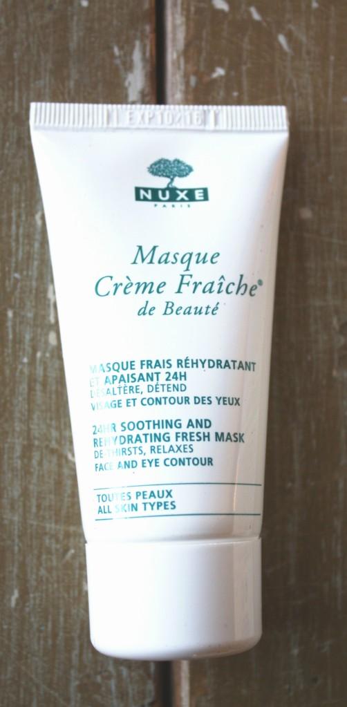 Nuxe Face Masque Creme Fraiche DE Beaute