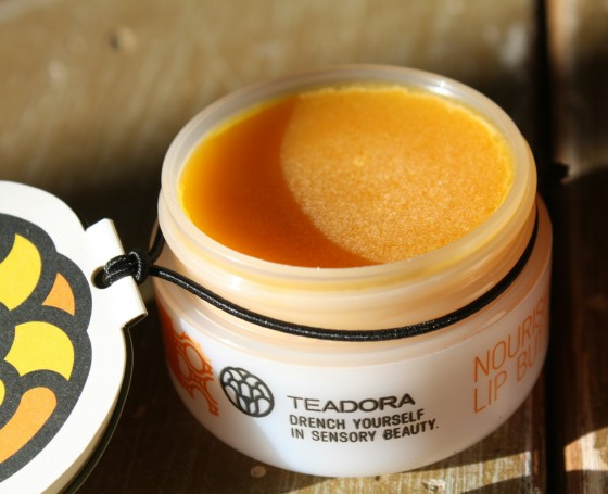 Teadora Nourishing Lip Butter In Rain Forest At Dawn   Pic