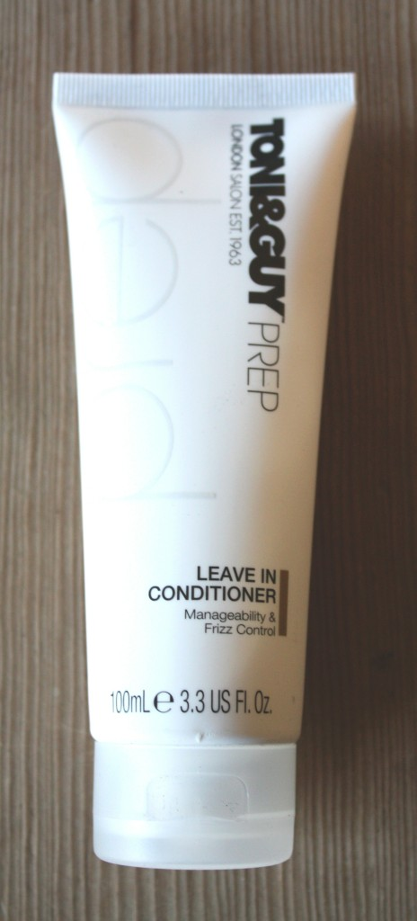 Toni & Guy Leave in Conditioner