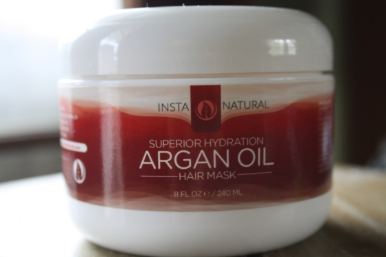 Instra Natural Superior Hydration Argan Oil Hair Mask