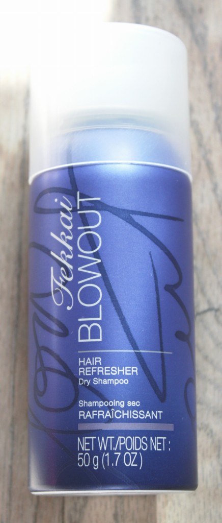 BirchBox February 2015 Box Reveal  Fekkai Blowout Hair Dry   Shampoo