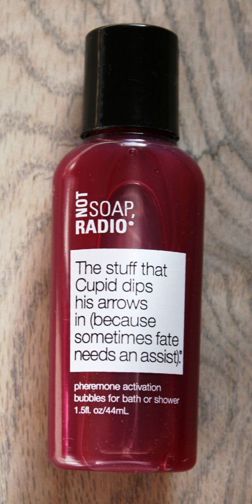 Not Soap, Radio
