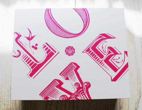 GlossyBox February 2015 Box