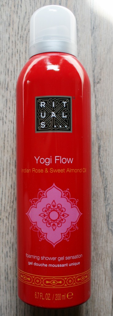 GlossyBox February 2015 Rituals Cosmetics Foaming Shower   Gel Sensation In Yogi Flow