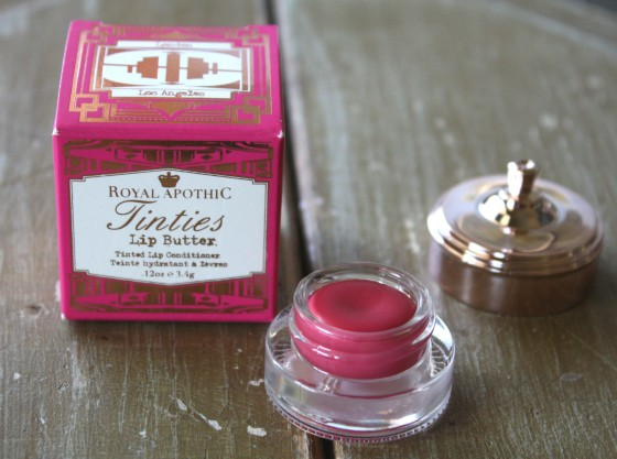 GlossyBox Royal Apothic Tinties Lip Butter in Pink