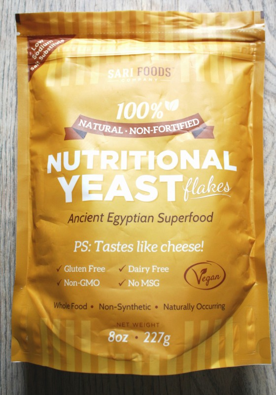 Sar Foods Nutritional Yeast  Ancient Egyptian   Superfood