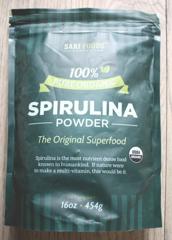 Sari Foods  Spirulina Powder