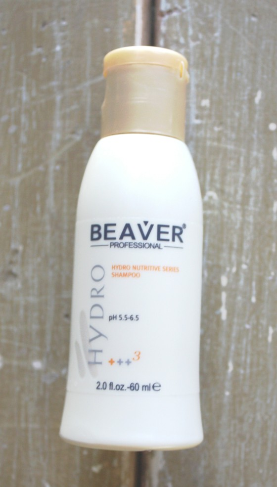 Birchbox April 2015 Box Beaver Professional Hydro   Nutritive Moisturizing Shampoo