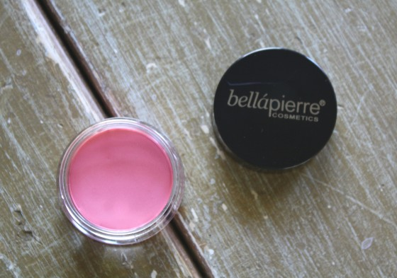 GlossyBox Bellapierre Cosmetics Cheek & Lip Stain In   Pink