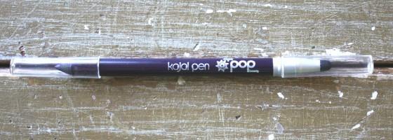 GlossyBox March 2015 Box Pop Beauty Kajal Pen in the color   Inky Purple