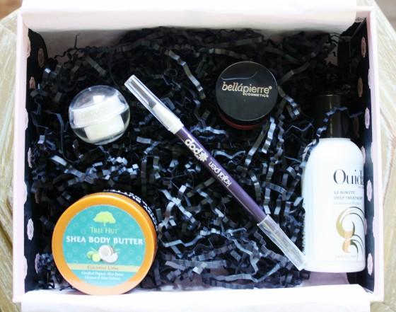 GlossyBox March 2015 Box